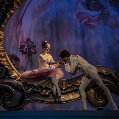 V online Spící krasavici předvedl Balet Národního divadla pohádkový výkon